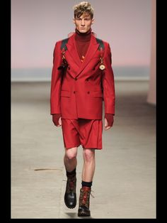 Top man design  2013 fall menswear collection