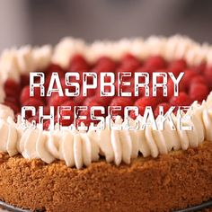 Try my foolproof raspberry cheesecake this Easter Sunday! You'll love this recipe because there's no need for a water bath thanks to my secret ingredient! Silky smooth and decadent!   #entertainingwithbeth #recipevideos #cheesecake #easycheesecake #EasterRecipes #EasterDesserts #RaspberryCheesecake Raspberry Cheesecake, Cheesecake Recipes, Homemade Cakes, Recipes From Heaven, Chocolate Cookies, Krispie Treats, Rice Krispies, Cupcake Cookies, Food Videos