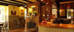 English country pub interior