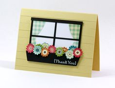 card by @Angie Wimberly Hagist for Scrapbook & Cards Today Magazine