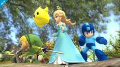 Super Smash Bros. for Nintendo 3DS / Wii U: Rosalina & Luma (Wii U 6)