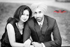 Indian Couple Portrait