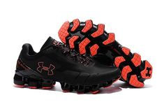 the latest dc9a9 3b73d Under Armour Scorpio Size Under Armour Scorpio Herr Svart Orange