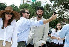 Keanu Reeves visit� Uruguay para ir a la boda de un amigo