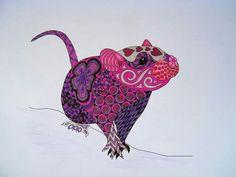 Rattie art on DOODLE ART - Facebook