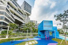 Interlace-playground-singapore-by-Carve-01 « Landscape Architecture Works | Landezine: