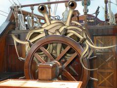 FSM The Flying Spaghetti Monster is my Captain & Commander!