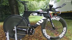 Tour of Britain 2016 time trial tech gallery