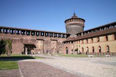il castello milano - Google zoeken