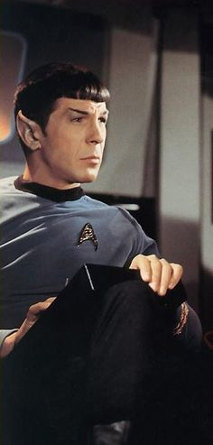 Spock. His comebacks are the best.