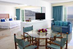 Habitaciones confortables en Hotel Calinda Beach