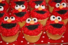 Elmo by nettie