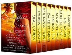 The Seduction in the Sun Box Set: 9 Sizzling Exotic Getaway Romances from Bestselling Authors, http://www.amazon.com/dp/B00HMOX4NC/ref=cm_sw_r_pi_awdm_qWwYsb0SSBNPX
