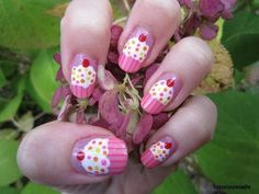 New Nail Art Ideas have been published on Wooden Bling http://blog.woodenbling.com/cupcake-birthday-nail-art-tutorial/.  #nailart  #nails #fingernails #Manicure #FashionAccessories #fashion #Fashionstyle #bling #swag