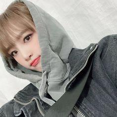 Yu Jin, Be A Nice Human, Kim Min, The Wiz, My Girl, Kpop, Hoodies, Female, Coat