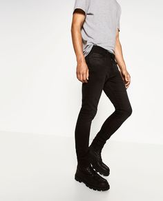 BASIC SKINNY JEANS - Available in more colours
