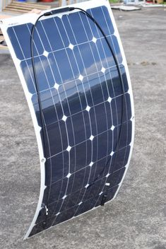 Flexible Solar Panel Mono Module Boat Roof RV Car Battery Power Charger for sale online 12 Volt Solar Panels, Solar Heating Panels, Solar Panel Charger, Solar Panel Battery, Camping, Solar Powered Cars, Solar Energy Projects, Solar Power System, Panel Systems