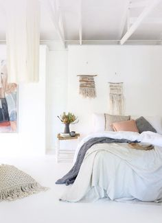 The Bedroom Is Done Plaster Disaster Pinterest Airy Bedrooms And Lights