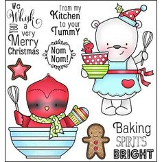 Christmas Animals, Christmas Quotes, Merry Christmas, Christmas Ornaments, Christmas Stickers, Christmas Clipart, Card Making Inspiration, Making Ideas, Hero Crafts