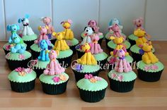 RSPCA Cupcake Day Cupcakes by TheLittleCupcakery, via Flickr