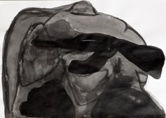 buffalo 3d Design, Buffalo, Ink, Drawings, Sketches, India Ink, Drawing, Water Buffalo, Portrait