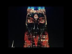 Environmentalists Project 'Goddess of Death' onto Empire State Building » Infowars Alex Jones' Infowars: There's a war on for your mind!