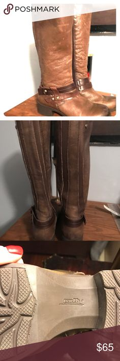 👢⚡️Earth Boots Sequoia Beautiful Earth Boots style Sequoia in taupe. Size 7. Excellent condition. Premium burnished leather with leather lining for cold weather. Cushioned insoles. Shoes Over the Knee Boots