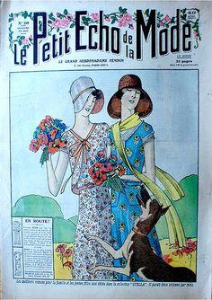 1930 Le petit écho de la mode cover