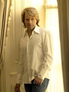 Jon Bon Jovi at home???