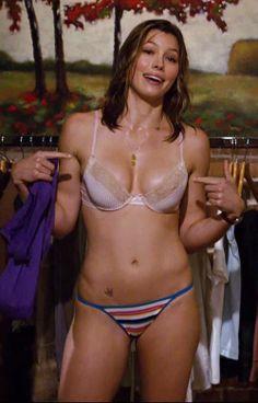 Jessica Biel, those titties though..
