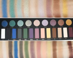 REVIEW + SWATCHES: Kat Von D MetalMatte Eyeshadow Palette – Kitty Kat Does Makeup