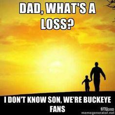 We're Buckeye Fans!