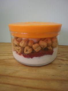 Breakfast in a jar