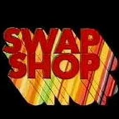 The Multi Coloured Swap Shop TV Show from the where people phoned in to swap their toys with better or sometimes worse toys. With Noel Edmonds, Keith Chegwin and others. 1980s Childhood, My Childhood Memories, 1980s Tv Shows, Swap Shop, Tv Themes, Kids Tv, 80s Kids, Vintage Tv, Vintage Kids