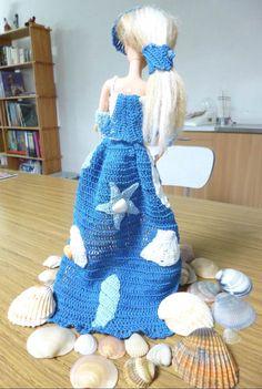 2013, Cinderella, Disney Characters, Fictional Characters, Creations, Barbie, Disney Princess, Children, Crochet