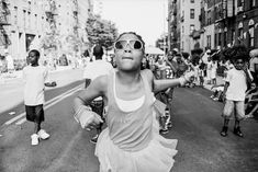 Block Party: NYC Soul of Summer Photo Book by Anderson Zaca