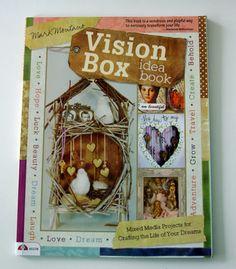 Mark Montano's Vision Box Idea Book