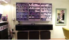 HAIR COLOR STORAGE