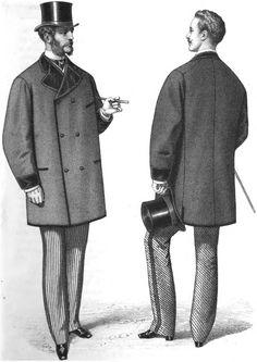 1868 Men's Fashions