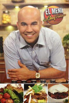 El Menú del Chef Piñeiro: Chef Piñeiro: 9780615832814: Amazon.com: Books