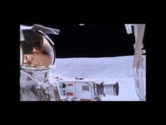 """Apollo 16 lunar rover """"Grand Prix"""" in HD. We're whalers on the moon?"""