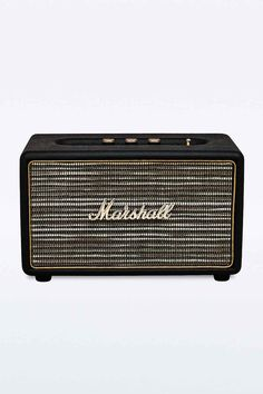 Marshall Acton Speaker in Black