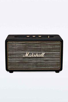 Marshall Acton Speaker in Black