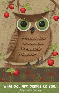 Debbie Mumm - Timeline Photos - Buscar con Google Owl Quotes, Paisley, Paper Owls, Class Decoration, Christmas Templates, Owl Art, Painted Pots, Cute Owl, Beautiful Artwork