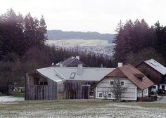 Traditional farmhouse in Austria updated with contemporary extension - Hammerschmid Pachl Seebacher Architekten