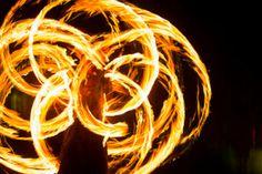 Energized Fire