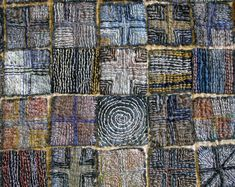 A selection of Quilt National 2011   is showing this weekend in the european patchwork meeting  in Alsace France.  Although Cross My Hear...