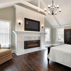 13 Bedroom Fireplace Ideas Fireplace Wall Mount Electric Fireplace Bedroom Fireplace