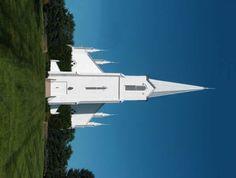 Fastest church on earth