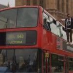 Dynamo 'levitates' on the side of a London double decker bus | Fun & Misc